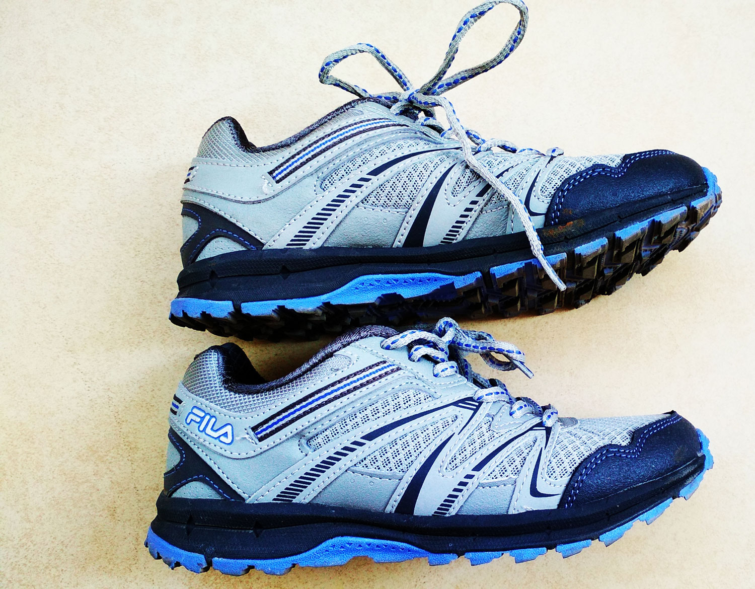 860v5 Grey Blue, Runnerinn